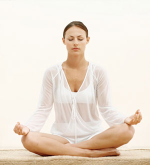Pulmonary arterial hypertension activity: meditation