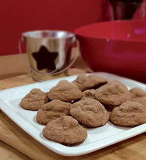Low-sodium cookie recipe for a quick-and-easy snack