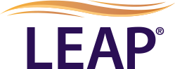 LEAP patient support program logo
